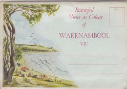 WARRNAMBOOL, VICTORIA, AUSTRALIA LETTER CARD - Australia