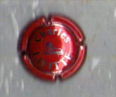 CHAMPAGNE Charles LAFITTE N° 4 Quart Rouge Et Métal - Lafitte, Charles