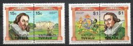 Tuvalu Vaitupu 1984 - Re D'Inghilterra Kings Of England MNH ** - Tuvalu