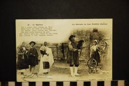 CP, FOLKLORE MUSIQUE Le Baptême Les Chansons De Jean RAMEAU Illustrées N° 20 Voyagé - Música