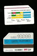 47 Golden - Fasce Orarie Da L. 10.000 31-12-92 Pkappa Retro Senza Non Rimborsabile - Pubbliche Ordinarie