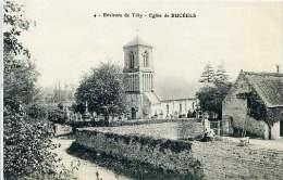 14 BUCEELS ++ Eglise De ... ++ - Autres Communes