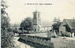 14 BUCEELS ++ Eglise De ... ++ - France