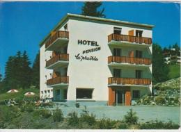 Montana Hotel Pension De La Prairie - Hoteles & Restaurantes