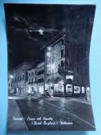 Treviso - Corso Del Popolo (Hotel Baglioni) Notturno - Treviso
