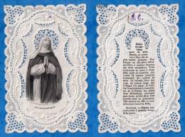 Canivet Sainte Scolastique, Scholastique, éd. Bouasse-Lebel N° 1201, Image Pieuse - Images Religieuses