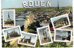 CPM 76*ROUEN   MULTIVUES - Rouen