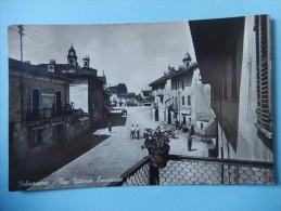 Orbassano - Via Vittorio Emanuele - Italy