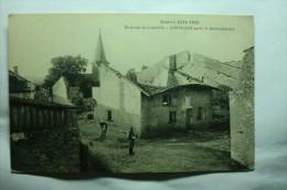 D 54 - Environs De Lunéville - Bonviller Après Le Bombardement - Unclassified