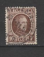 COB 210 Oblitéré - 1922-1927 Houyoux