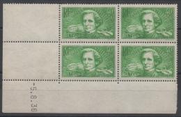 FRANCE - YT N° 331 X4 Coin Daté - Neuf ** - MNH - Cote 25,00 € - ....-1929