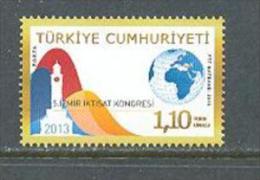 2013 TURKEY 5TH IZMIR ECONOMY CONGRESS MNH ** - Nuevos
