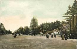 PARIS     BOIS DE BOULOGNE - France