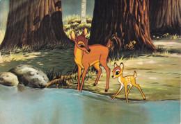 WALT DISNEY BAMBI  WD 1/4 (dil225) - Disney