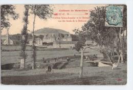 (F103) - CHATEAU DE MESNIERES, Colline Saint-Amadour Et Le Chateau - Mesnières-en-Bray