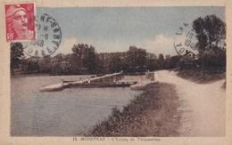 Monéteau - L' Ecluse De Thizouailles - Moneteau