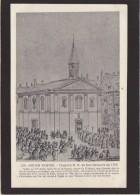 Ancien Nantes Ed Chapeau - N°  206  Chapelle Notre Dame De Bon Secours, Angle Du Quai Turenne - Nantes
