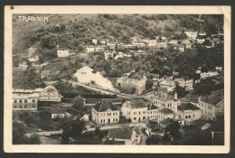 Bosnia And Herzegovina-----Travnik-----old Postcard - Bosnia Y Herzegovina