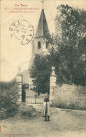 CPA 81 VIANE PIERRESEGADE EGLISE EVANGELIQUE - France