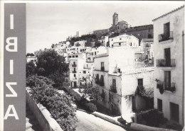 Espagne - Islas Baleares - Ibiza - Photographie - Cuidad - Ibiza