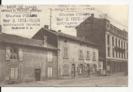 Knutange   Mairie - Francia
