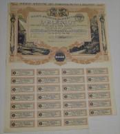 Sa Des Ets L. Bleriot En 1919, Superbe Déco - Aviation