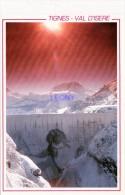 CPM De TIGNES - VAL D'ISERE (73) - Haute Tarentaise - Vallée Olympique - Le GEANT De TIGNES N° BBL 1154 Bis - Other Municipalities