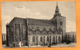Stolp I P 1913 Postcard - Pologne