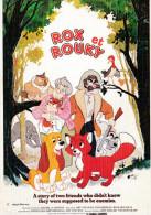 WALT DISNEY ROX ET ROUKY  N° WD 13/64 (DIL225) - Disney