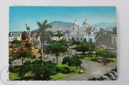 Postcard Peru - Cathedral And Armas Place, Trujillo - Perú