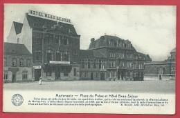 Morlanwelz - Hôtel Beau Séjour , Place Du Préau  -1957 ( Voir Verso ) - Morlanwelz
