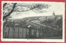 Bande - Joli Panorama ... De La Commune - 1951 ( Voir Verso ) - Nassogne