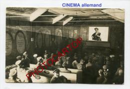CINEMA allemand-Non Situee-Film-Divertissements-Carte Photo allemande-Guerre 14-18-1 WK-France-