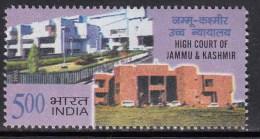 India MNH 2006, Jammu & Kashmir High Court, Architecture., Car, Van, Automobile, Trasport, - Nuovi