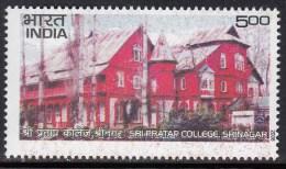 India MNH 2006, Sri Pratap College, Srinagar, Education, Architecture - Inde