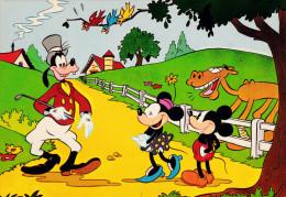 DISNEY   MICKEY ET MINNIE  WD 1/7 (DIL225) - Disney