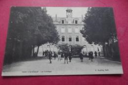 Cp  Pont L Eveque Le College - Pont-l'Evèque
