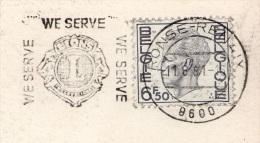 Lions Club Rotary - 2 Garçons Dans Le Foin - 1981 - Je Krijgt Er De Kribelingen Van .... - Rotary Club