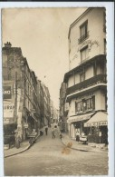 Saint-Cloud-Rue Royale-(CPSM). - Saint Cloud