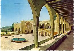 LIBAN LEBANON PALACE OF BEIT EDDINE 1968 - Liban
