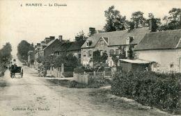N°4467A -cpa Hambye -la Chaussée- - Autres Communes
