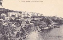 CPA-20-corse-Bastia Le Quartier Saint-joseph Damiani 24 - Bastia