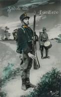 SALUTI DAL FUCILIERE 1915 - Régiments