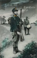 SALUTI DAL FUCILIERE 1915 - Regiments