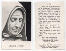 Jeanne Jugan, Soeur Marie De La Croix, Petite Soeur Des Pauvres, Cancale, La Tour-Saint-Joseph, Saint-Pern, St-Servan - Images Religieuses