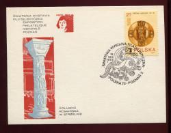 Polen, Poland,  Copernicus  1973, - Lettres & Documents