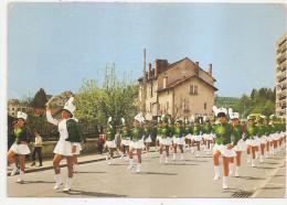Isère - 38 - Voiron - Majorettes Voironnaises Majorette De Perce Neige En 1979 - Voiron