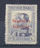 140019400   GUINEA  ESP.  EDIFIL  Nº  240  */MH  SIN  GOMA - Guinea Española