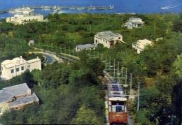 Capri - La Funicolare - 63321 - Formato Grande Non Viaggiata - Napoli (Nepel)