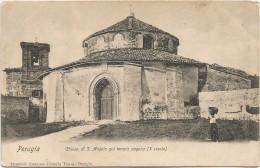I2573 Perugia - Chiesa Di Sant'Angelo Già Tempio Pagano / Non Viaggiata - Perugia